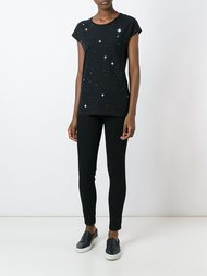 футболка с принтом звезд Ann Demeulemeester