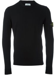 logo patch jumper Stone Island
