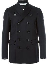 классическое пальто-бушлат Dsquared2