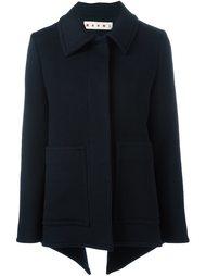 куртка с заостренным подолом Marni