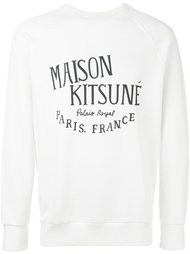 'Palais Royal' sweatshirt Maison Kitsuné