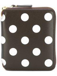 polka dot wallet Comme Des Garçons Wallet