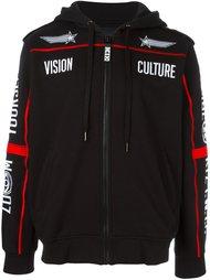 'Vision Culture' hoodie KTZ