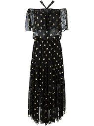 платье в горошек 'Jolie' Temperley London