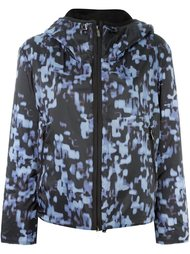 hooded zip-up jacket Armani Collezioni