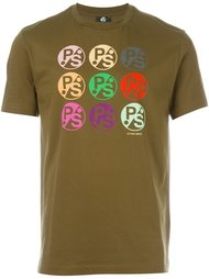 logo print T-shirt PS Paul Smith