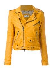 belted jacket Pihakapi