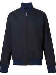 contrast bomber jacket Raf Simons