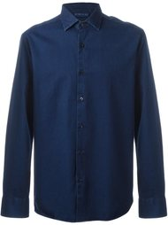 denim shirt Etro