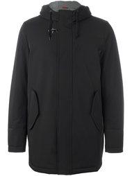 padded hooded coat Fay