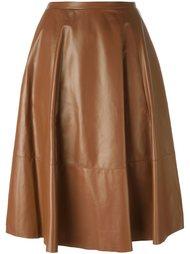 panelled skirt Drome