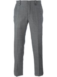 tonal checked trousers Maison Margiela