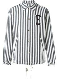 полосатая спортивная куртка Edwin