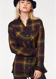 Удлиненная блузка AJC