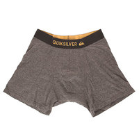 Трусы Quiksilver Boxer Edition Dark Grey Heather