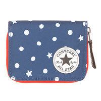 Кошелек Converse Zip Wallet Pb Blue/Red