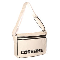Сумка через плечо Converse Flap Messenger Pu White