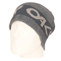 Шапка Oakley Fairhaven Flip Beanie Orion Blue