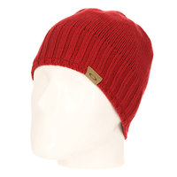 Шапка Oakley Girdwood Beanie New Crimson