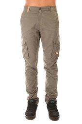Штаны прямые Запорожец Cargo Pants Olive