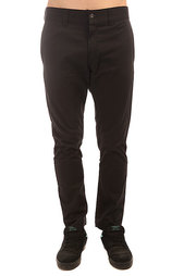 Штаны прямые Dickies Dropped Taper Twill Pant Black