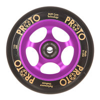 Колесо для самоката Proto 110 Мм Gripper Black On Purple