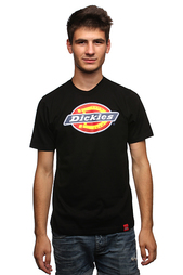 Футболка Dickies Horseshoe Tee Black
