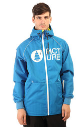Куртка утепленная Picture Organic Wind Blue