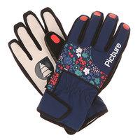Перчатки женские Picture Organic Pretty Glove Flower