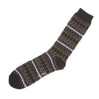 Носки средние Globe Deluxe Sock Nordic Assort