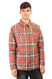Рубашка утепленная Picture Organic Ridingo Shirt Red Plaid