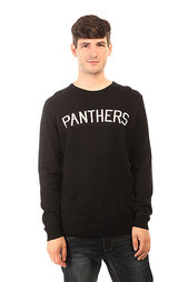 Толстовка классическая Globe Panther Sweater Black