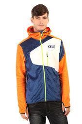 Толстовка классическая Picture Organic Marc Orange/Dark Blue
