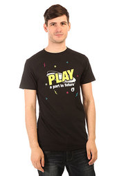 Футболка Picture Organic Basic Play Black