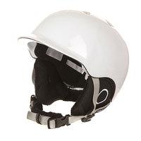 Шлем для сноуборда Pro-Tec Riot Gloss Shiny White