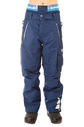 Штаны сноубордические Picture Organic Door Pant Dark Blue