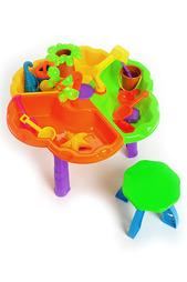 Стол игровой, стульчик BRADEX