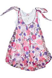 Платье, платок Lilax Baby