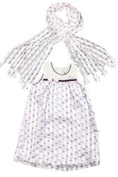 Платье, шарф Lilax Baby