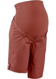 Мода для беременных: шорты (лилово-синий) Bonprix