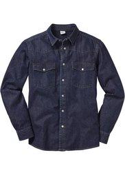 Рубашка (нежно-голубой) Bonprix