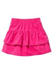Юбка с воланами, Размеры  80/86-128/134 (нежно-розовый) Bonprix