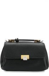 Кожаная сумка Le Dix Soft Nano Balenciaga