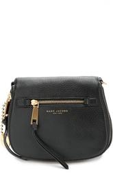 Кожаная сумка-седло Recruit small Marc Jacobs