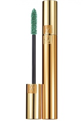 Тушь для ресниц Colored Dramatic Volumizing Mascara, оттенок Green YSL
