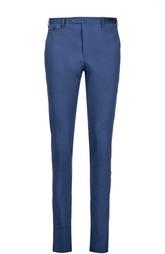 Зауженные брюки из эластичного хлопка PT01