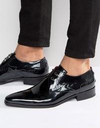 Кожаные туфли дерби Jeffery West Lille - Черный