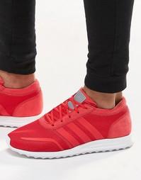Красные кроссовки adidas Originals Los Angeles S31531 - Красный