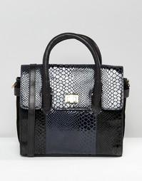 Миниатюрная сумка-тоут со съемным ремешком через плечо Urbancode