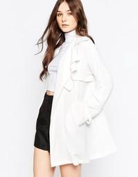 Легкая куртка Liquorish - Кремовый